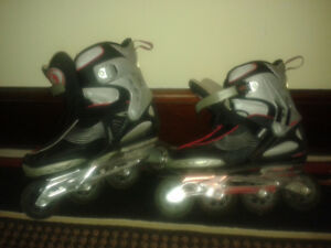 ROLLERBLADES SPARK 84, SIZE 9, CALL #226 344 5107