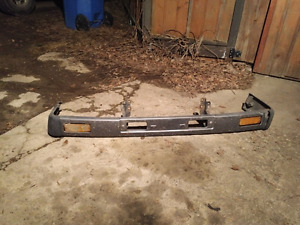 1986 toyota truck front bumper