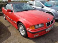 BMW 320 2.0i Cabriolet Automatic, New Hood But Don't Work, Sold As It Is