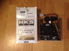 HKS turbo timer. new.