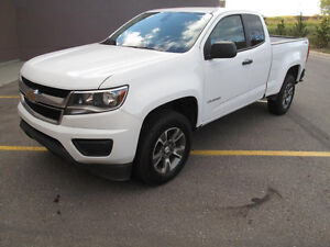 2015 Chevrolet Colorado 4WD Truck**LEATHER/B.CAM/BLUETOOTH/4x4**