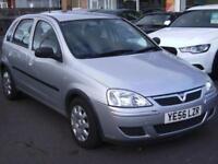 2006 Vauxhall Corsa 1.0i 12V Life 5dr 5 door Hatchback