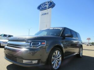 2017 Ford Flex LIMITED ECOBOOST CERTIFIED PRE-OWNED