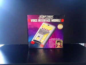 Star Trek Voice Interface Module
