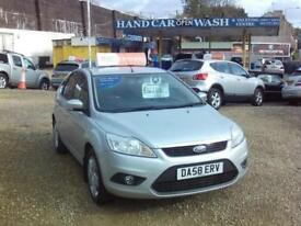 Ford Focus 1.8 125 Style Hatchback 5d 1798cc