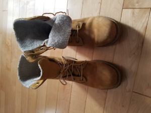 Mens Timberland boots size 11