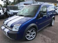 FORD TRANSIT CONNECT T200 SPORT Blue Manual Diesel, 2009