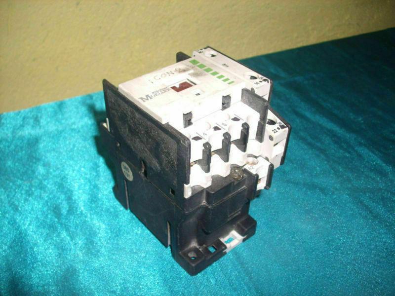 Klockner Moeller 11S DIL M 11SDILM Contactor