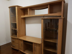 Selling in Great condition Wall unit