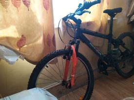 """BTwin Rockrider 5.2 Jnr 24"""" Wheels Bike"""