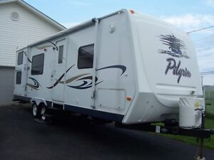 Pilgrim travel trailer BHS268 sleeps 8