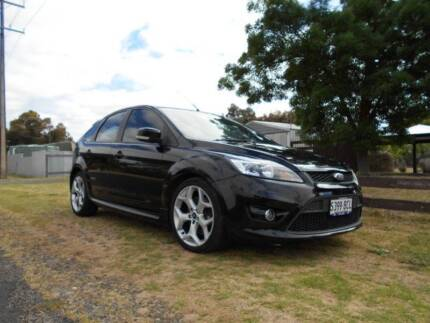 2008 Ford Focus Hatchback Glengowrie Marion Area Preview