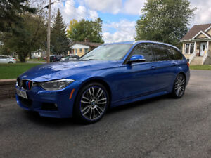 2014 BMW 3-Series M Package Wagon with M sportline