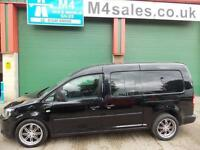 VW Caddy Maxi 5st maxi van.V/High Spec.No Vat