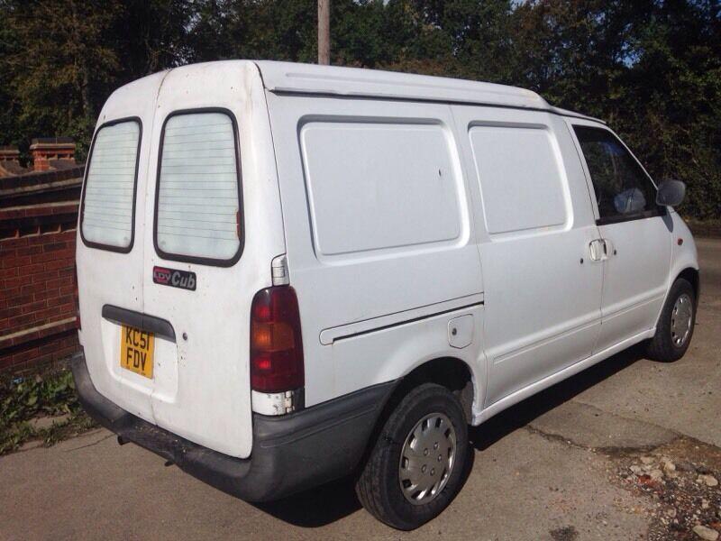 36bec5d34e Nissan Vanet Van For Sale. Romford