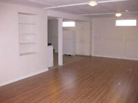 2 bedroom basement suite in Adelaide for Aug 1st