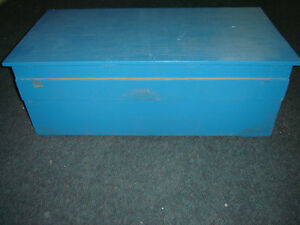 $150 · Home made plywood tool box for 1/4 truck Regina Regina Area image 4