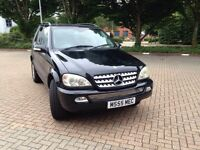 Mercedes ML270 7 Seater FAULT