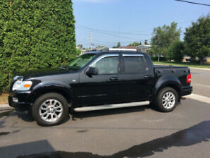 Ford Explorer Sport trac Limited 2007 - bas km!