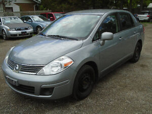 2007 Nissan Versa Sedan ONLY $2799 - PRICED TO SELL
