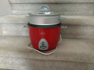 Rival Rice Cooker.