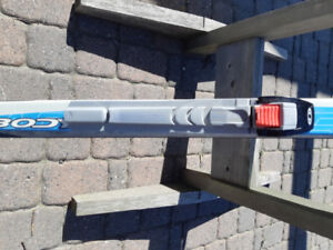 Exel T-Body skate skis 150 cm in new condition.