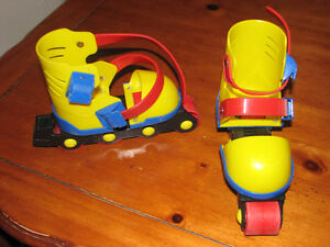 Patin à roulette Fisher Price