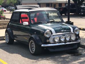 1993 classic mini w/ B18C