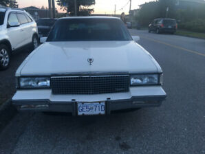 1988 Cadillac DeVille Other