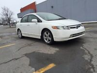 2007 Honda Civic LX full automatic summer and winter tires