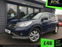 2013 Honda CR-V 2.2i-DTEC ( 150ps ) 4X4 SE **Full Service History - Cheap Tax**