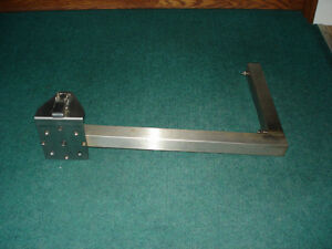 NAPOLEAN FREESTYLE GRILL WALL MOUNT BRACKET