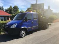 Iveco Daily Tipper Double Cab - NO VAT