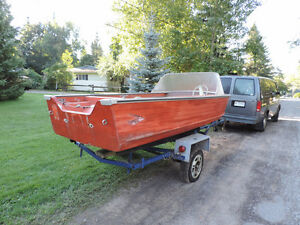 14' Springbok Boat and Trailer Project Boat Peterborough Peterborough Area image 2