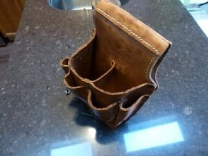 LEATHER TOOL POUCH London Ontario image 2