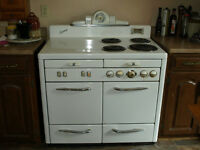 1951 Acme Elec. Double Oven Cookstove
