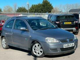 image for 2006 Vauxhall Corsa 1.2i 16V Active [80] 3dr Easytronic HATCHBACK Petrol Automat