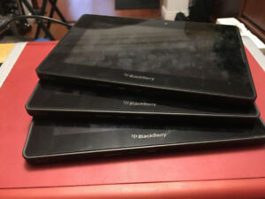 Blackberry playbook 16gb, 32gb and 64gb excellent condition