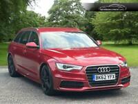 2012 Audi A6 2.0 AVANT TDI S LINE 5d 175 BHP Estate Diesel Automatic