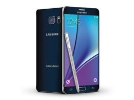 Samsung Galaxy Note 5- 32GB good working condition, Christmas offer £250 !