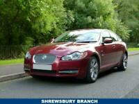 2010 Jaguar XF DIESEL SALOON 3.0d V6 Luxury 4dr Auto Saloon Diesel Automatic
