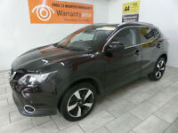 Nissan Qashqai 1.5dCi (110bhp) N-TEC+ ***BUY FOR ONLY £57 PER WEEK***