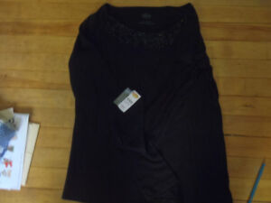 Black shirt from Talbots size large