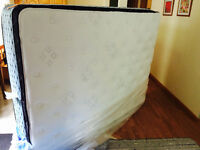 DAWN FIRM QUEEN MATTRESS (BRAND NEW NEVER USED)