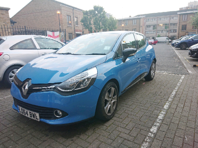 Renault Clio 1 5 dCi 90 Dynamique MediaNav Energy 5dr | in Whitechapel,  London | Gumtree