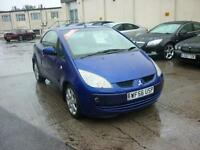 2006 Mitsubishi Colt Cabriolet 1.5 CZC Finance Available