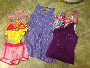 Girls lot of size 10/12 clothes