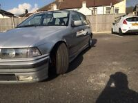 Bmw e36 touring 2.8 converted 1.8