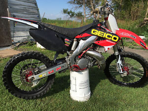 2003 Honda CR 125 Two Stroke