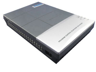 4co Lines In X 16extensions Out - Telephone Pabxpbx Office System For Small Bus